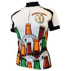Gears Beers Womens Bike Jersey XLarge     Be sure to check out this awesome 6d30828af