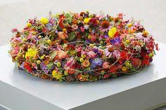Artist Eva Latsch, German Master Florist