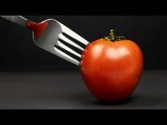 6 Astuces impressionnants avec avec une fourchette - YouTube