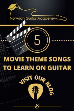 I thought this list of 5 movie songs for guitar would be great fun to write. There's always a lot of nostalgia when listening to movie music. There are of course a lot more great movie songs for the guitar than this little list of 5, but I'm sure I'll write a few more yet (Lethal Weapon needs to get some recognition of course!) But for now, enjoy these top movie guitar song choices! . . Follow for more free & fun guitar lessons to help you learn! . #guitarlesson #guitarsong #guitarmusic