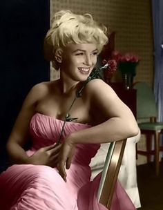 The fabulous Marilyn