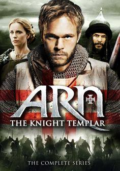 Amazon.com: ARN The Knight Templar - The Complete Series: Joakim Nätterqvist, Sofia Helin, Peter Flinth, Stellan Skarsgård: Movies & TV