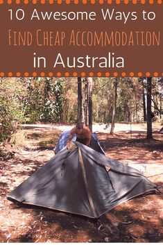 10 Awesome Ways to Find Cheap Accommodation when You Travel Australia {Big World Small Pockets}