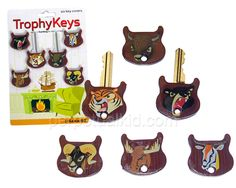 Trophy Key Covers $4.99