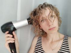 Укладка вьющихся волос Hair Dryer, Lady, Beauty, Dryer, Cosmetology, Hair Diffuser