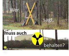 Gorleben, das Opferdorf der Atommüllgeschichte
