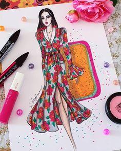 ✔ Fashion Sketches How To Draw Artists Fashion Figure Drawing, Fashion Drawing Dresses, Fashion Illustration Dresses, Drawing Fashion, Dress Fashion, Dress Design Sketches, Fashion Design Sketchbook, Fashion Design Drawings, Fashion Model Sketch