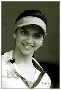 Deepika Padukone...in sportswear