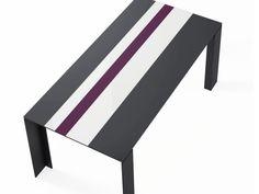 #Tavole Carbón blanco y púrpura #vive2016 #mesas #londres