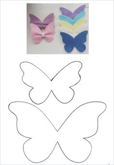 Free Bow Tie Template Printable Cheer Bow Template Printable Best Pin by butterflies, Free Bow Tie Template PrintableEASY flower to make, pink w/ pearl center Bow Tie Template, Butterfly Template, Flower Template, Butterfly Stencil, Heart Template, Butterfly Pattern, Felt Flowers, Fabric Flowers, Paper Flowers