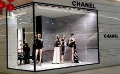 Chanel store in Thailand