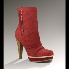 Ugg Bianka, Size 5, open to trade or bundle Worn about2-3 times, very comfortable ankle boots. UGG Shoes