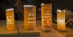 """Is it really """"All Goya's Fault?"""""""