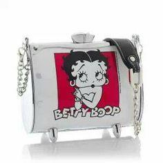 Betty Boop Purses, Betty Boop Cartoon, Air Freshener, Fashion Backpack, Purses And Bags, Bookshelf Headboard, Bb, My Style, Arm Candies