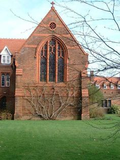 Girton College Chapel, Cambridge