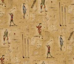 Golf Wallpaper Border eBay