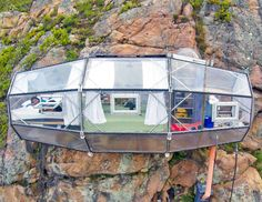 Natura Vive Skylodge offers sky-high accommodations to daring travelers in Peru | Inhabitat - Sustainable Design Innovation, Eco Architecture, Green Building