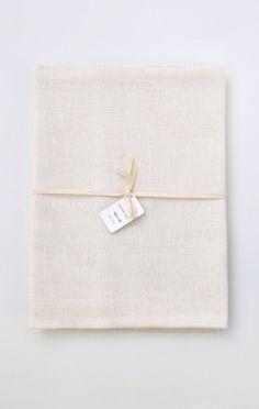 gauze table cloth ++ fog linen