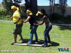 Falke Team Building Event in Cape Town, Western Cape