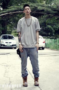 이재혁 > Street Fashion | 힙합퍼