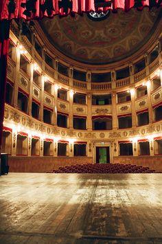 Municipal Theatre. San Giovanni in Persiceto.