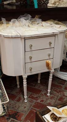 Martha Washington Sewing Cabinet by Knechtel Furniture Limited Re ...