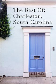 Best of Charleston, South Carolina