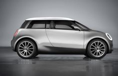 MINI Zero Concept retrieves true styling of the brand