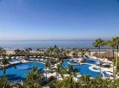 Puerto Vallarta Palace Resorts. View from my room!
