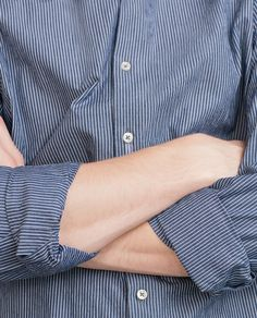 STRIPED SHIRT - View all - Shirts - MAN | ZARA United States