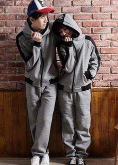 Activewear Zippered Cotton Suit
