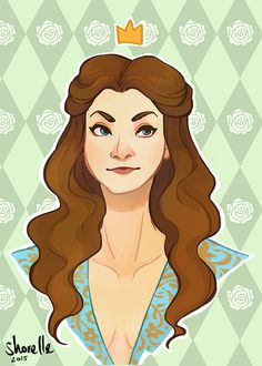 game of thrones - margaery tyrell by shorelle on DeviantArt