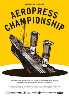 World AeroPress Championship Rad Coffee, Coffee Desk, Coffee Art, Aeropress Coffee, Aesthetic Coffee, Register Online, Free Admission, Graphic Design Posters, Grafik Design