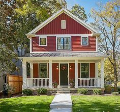Adorable Three Bedroom Cottage - 970057VC | Architectural Designs - House Plans