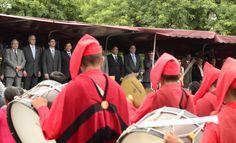 Rodolfo Urtubey participó en el acto conmemorativo a los  32 años de la gesta por la recuperación de Malvinas y el Día del Veterano de Guerra y Caídos en las islas del Atlántico Sur