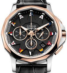 Corum Admiral Legend 42 Watches Watch Releases