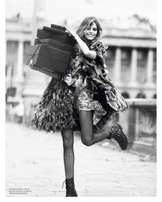 parisiennes: karlina caune, hana jirickova, emily didonato and clement chabernaud by david bellemere for vogue paris september 2013