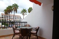 One of our Parque Santiago 2 apartments to rent. The apartment has two bedrooms and two bathrooms with air conditioning and a washing machine. Two Bedroom, Tenerife, Conditioning, Apartments, Washing Machine, Bathrooms, Villa, Patio, Outdoor Decor