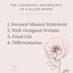 Social Media Marketing Business, Branding Your Business, Business Advice, Marketing Plan, Business Quotes, Social Media Tips, Personal Branding, Online Business, Marketing Tactics