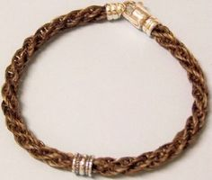 How to Make Horse Hair Jewelry and Accessories thumbnail