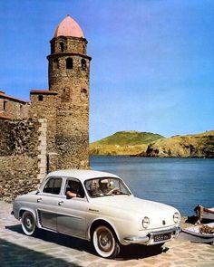 Renault Dauphine - 1959