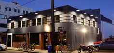 Produce Row Cafe, Portland (beer and whiskey pairings)