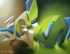 He was my first favourite graffiti artist in early 2000's, Daim, Bremen, 2002