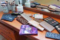 Zoella | Makeup Collection & Storage 2014