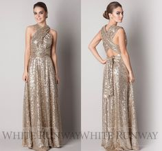 Rose Gold Sequins Bridesmaid Dress 2015 Sparkly Convertiable A Line Floor Length Long Plus Size Custom Made Maid Of Honor UM01-in Bridesmaid Dresses from Weddings & Events on Aliexpress.com | Alibaba Group