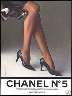 Vintage perfume ads / Chanel    Found at Scented Salamander. Description from pinterest.com. I searched for this on bing.com/images