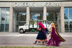 The Queens Museum is hosting a retrospective of Mierle Laderman Ukeles who has spent nearly four decades as artist-in-residence with New York's Department of Sanitation.