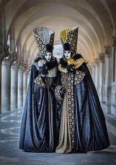 Venice carnival by schalk engelbrecht on 500px