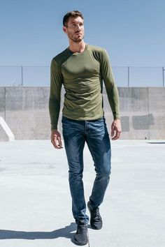 Engineered from space-age fabrics, it's the softest, lightest, and most breathable shirt you will ever own. Androgynous Boy, Space Age, Casual Wear, Curvy, Fabrics, Sporty, Asian, Denim, Jeans