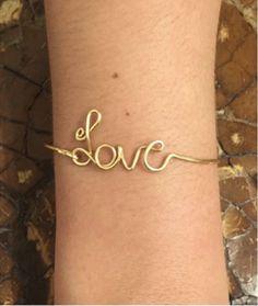 LOVE BRACELET GOLD $35- CALL SPLASH TO ORDER 314-721-6442